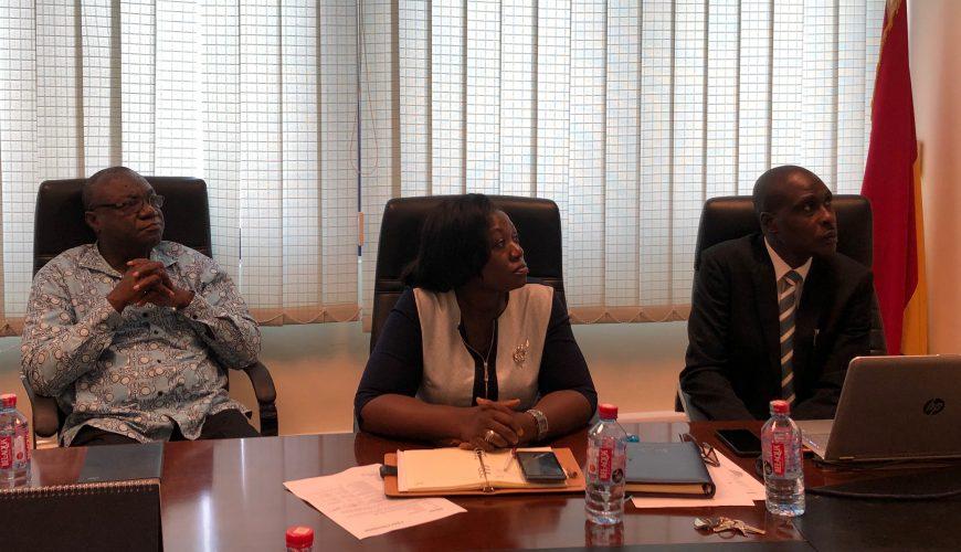 World Bank Visits PPA