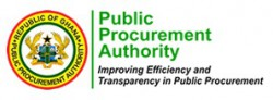 Public Procurement Authority Ghana